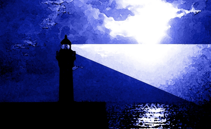 Le secret du phare – roman jeunesse de Dorothée Piatek en 3 parties – à partir de 8ans.